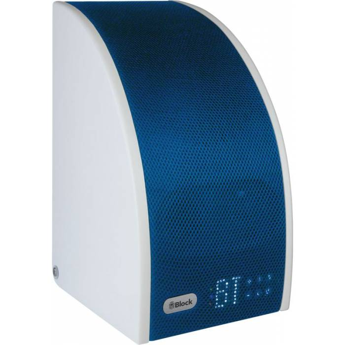 BLOCK SB-200 WHITE-BLUE