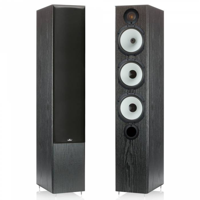 MONITOR AUDIO MR6 BLACK OAK