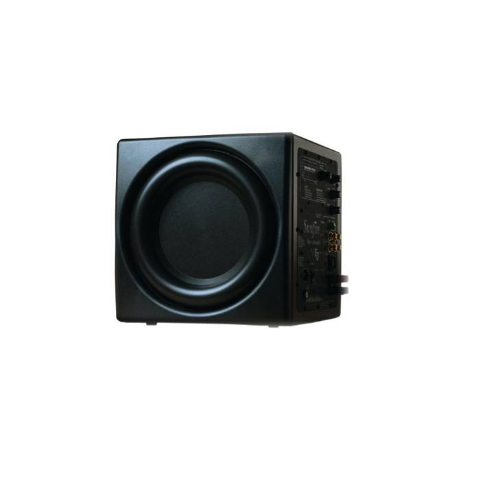 SUNFIRE TRUE SUBWOOFER EQSIGNATURE TSEQ12230 -EBONIZED ROSEWOOD (ΕΚΘΕΣΙΑΚO)