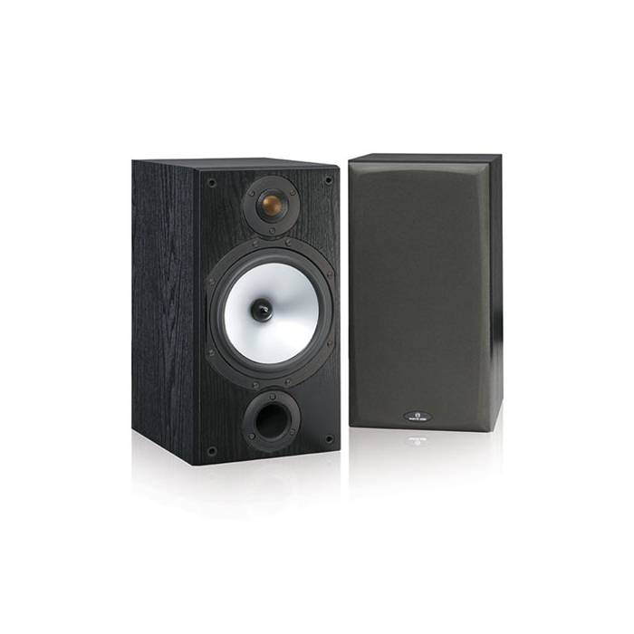 MONITOR AUDIO MONITOR MR2 BLACK OAK (ΕΚΘΕΣΙΑΚO ΖΕΥΓΟΣ)