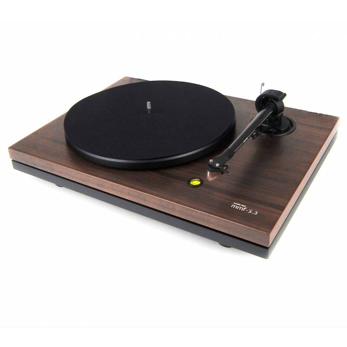 Music Hall - mmf-3.3se - Walnut (With - Ortofon 2M Red)
