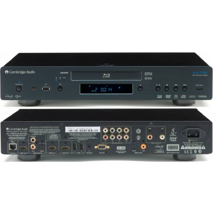 CAMBRIDGE AUDIO AZURE 752 BD