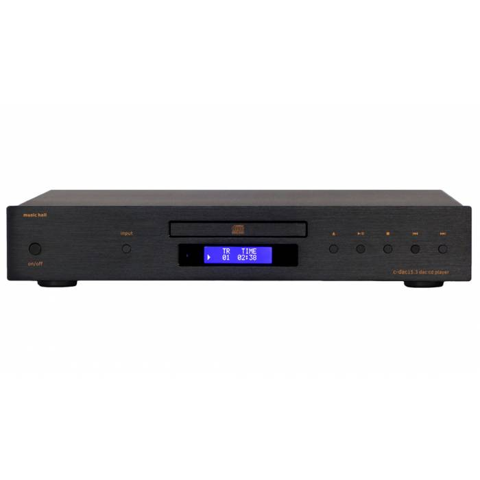 Music Hall - c-dac 15.3 CD / DAC - (Black)