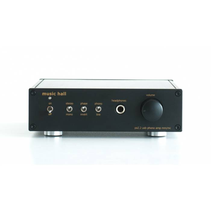 Music Hall - pa 2.2 - (Black)