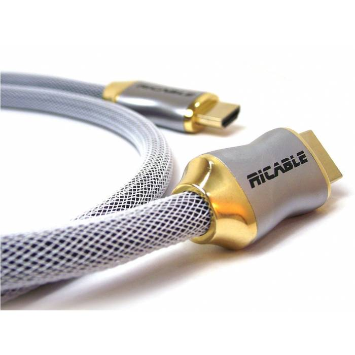 Ricable U1 Ultimate HDMI 2.0 - 1 meter