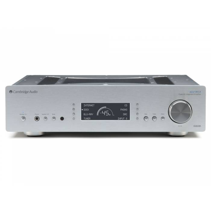 CAMBRIDGE AUDIO AZUR 851A silver