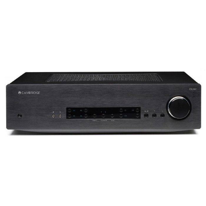 CAMBRIDGE AUDIO CXA80 BLACK