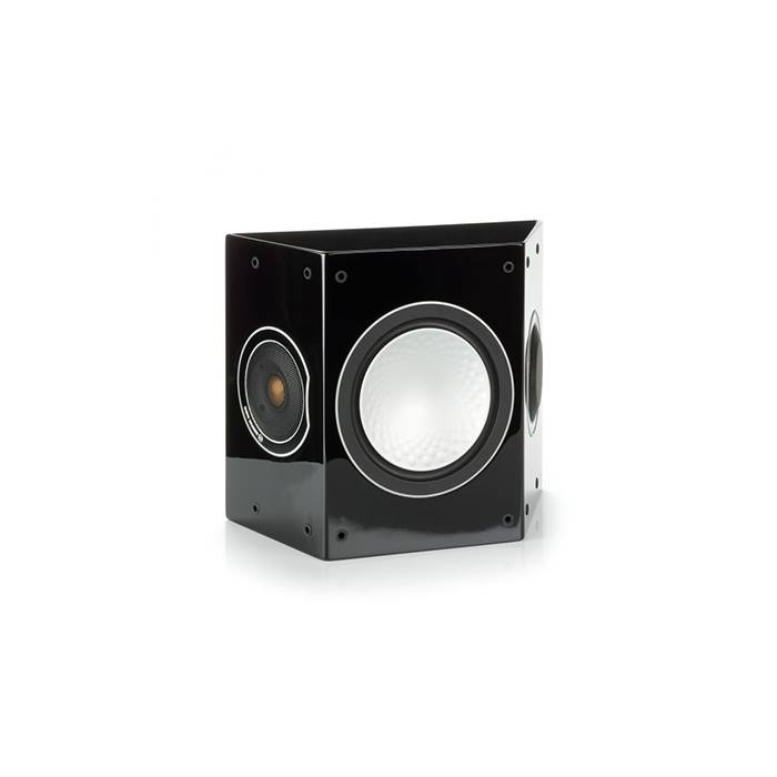 MONITOR AUDIO SILVER FX BLACK GLOSS